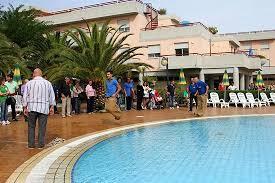 grottammare le terrazze giochi popolari in piscina foto di residence hotel le terrazze