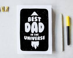 father u0027s day card best daddy ever printable greeting