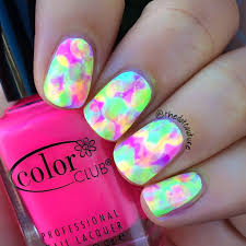 diy nimbus nail art cute girls hairstyles