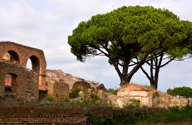 trees and ruins in rome warden spirits