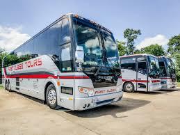 Lufkin Bus Barn Texas Party Bus First Class Tours