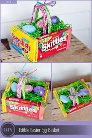 pre made easter baskets for babies diy edible easter egg basket easter egg basket diy box and egg