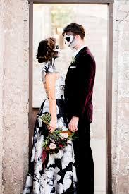 i feel you in my bones halloween wedding shoot u2014 shotgunning for