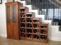 Bar Storage Cabinet Minimalist Wine Cabinets Furniture Furnishing Barrel Wood Cabinets
