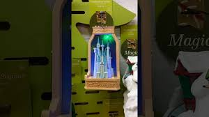 cinderella s castle hallmark ornament