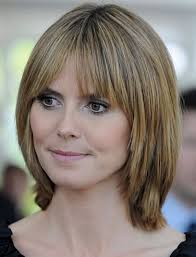 shoulder medium length layered hairstyles for women