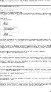 mondial assistance si e social multirisque habitation mondial assistance pdf