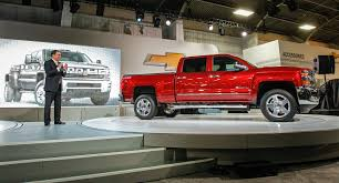 Chevy Silverado New Trucks - lots of new trucks are unveiled at texas state fair la times