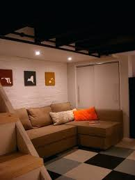 Small Basement Decorating Ideas Decorating Basements Basement Ceilings Decorating Finished