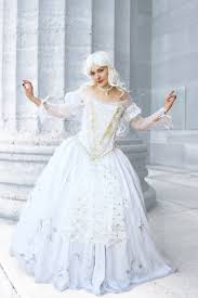 kids white witch costume the white queen cosplay alice in wonderland by cosmic empress