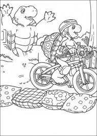 image result franklin turtle coloring pages children u0027s