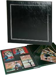 photo album with adhesive pages ncl economy photo albums self adhesive black pages