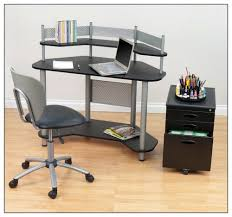 Corner Computer Desk Calico Designs Study Corner Computer Desk Multi 55123 Best Buy