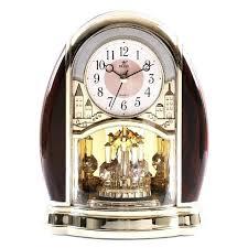 crystal desk clocks power brand high end desk clock silent quartz movement table clock crystal masa