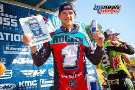 ama motocross budds creek suzuki celebrate ken roczen u0027s ama mx title victory mcnews com au