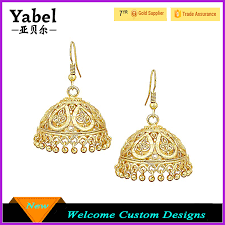 gold jhumka earrings fashion jewelry gold jhumka earrings design with price earring