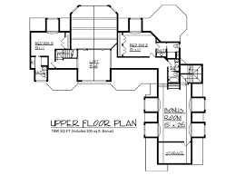 the gull lake 7783 3 bedrooms and 4 baths the house designers