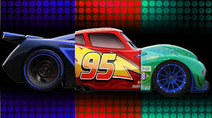 jeff corvette disney cars 3 parts jackson mcqueen carla veloso jeff