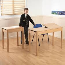 Student Chairs With Desk by Dfe Furniture For Schools