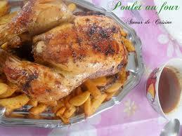 amour de cuisine chez soulef poulet au four amour de cuisine