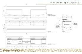diy reception desk construction drawings pdf download free inspiring reception desk plans design pictures best inspiration