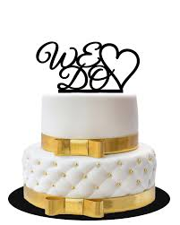 we do cake topper wedding cake topper we do with a heart lvly
