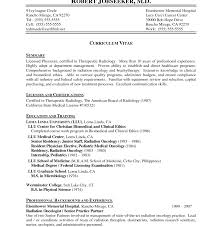 professional resumes sle professional resume for reimundo sle of radiologist template