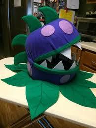 Plants Zombie Halloween Costumes Peashooter Costume Head Kid Halloween Children