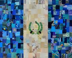 Guatemala Flag Flags Of The World U2014 Claudia Di Paolo Art
