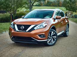 nissan murano vs ford escape 2015 nissan murano video road test
