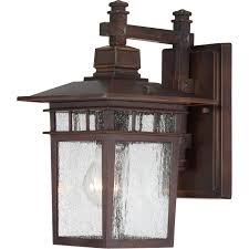 outdoor rustic lighting nuvo 60 4952 1 light 12