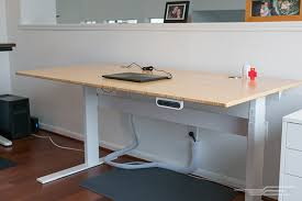 jarvis sit stand desk the best standing desks the wirecutter
