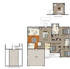 energy efficient floor plans the mackenzie custom home in delaware