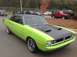 lime green dodge dart dodge dart hardtop 1972 sub lime green for sale 9999999999 1972