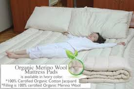amazing of organic wool mattress topper with inari organic wool