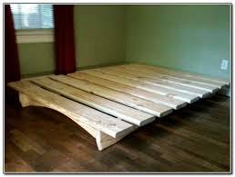 Diy Platform Bed Plans Perfect Diy Platform Bed Frame With Best 25 Platform Beds Ideas On