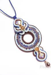 elegant pendant necklace images Capri elegant pendant kobakbijoux jpg