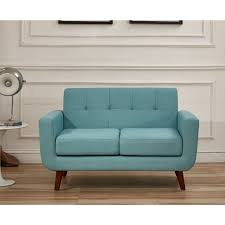 Mid Century Modern Tufted Sofa by Jenny Mid Century Modern Button Tufted Loveseat U2013 Loom U0026 Market