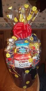happy birthday snack basket by small http www