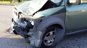 Honda Element Japan Sudden Catastrophic Brake Failure Led To Accident And Car Totaled