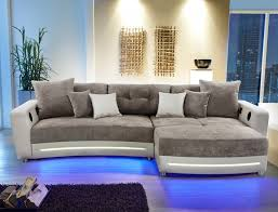 sofa mit led uncategorized ehrfürchtiges mit led modern sofa bellagio