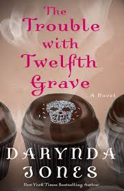 the trouble with twelfth grave charley davidson series 12