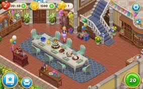 Mod Home Decor Matchington Mansion Match 3 Home Decor Adventure Apk V1 5 5 Mod