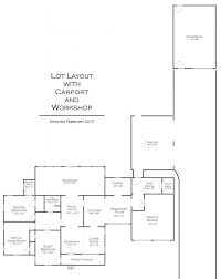 my preliminary carport and workshop plan house plans with open