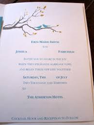 diy wedding invitations her heartland soul