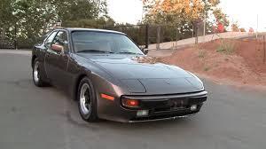 porsche 944 road test 1984 porsche 944 for sale 1 original owner as 2 as you