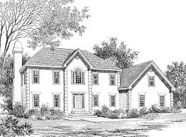Donald A Gardner Floor Plans by Home Plan The Wellford By Donald A Gardner Architects