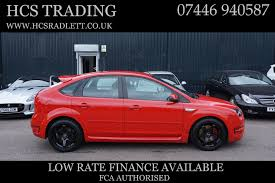 used ford focus st 2 2007 cars for sale motors co uk
