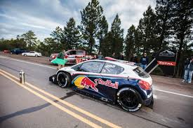peugeot cars usa peugeot 208 t16 was the fastest in its first pikes peak test