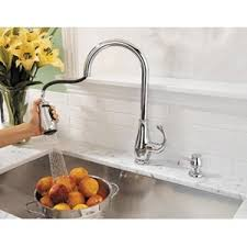 sink faucets kitchen 63 best kitchen faucets images on pinterest kitchen faucets